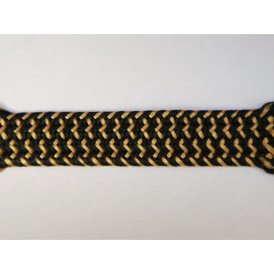 Photo3: Tsuka-ito Silk 10mm wide 30m  Multicolor