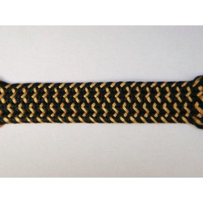 Photo3: Tsuka-ito Silk 10mm wide 1m Multicolor